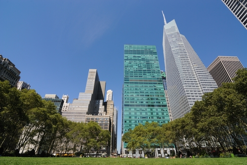 Office Space for Lease in Bryant Park