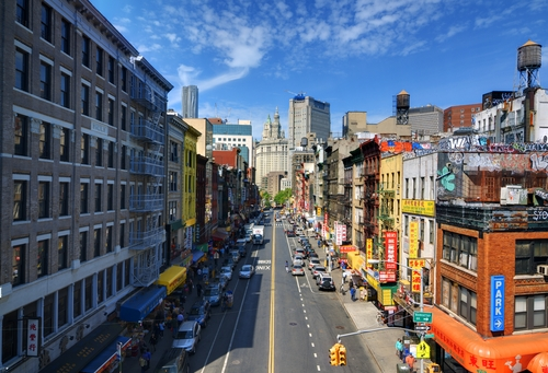 Office Space for Lease in Chinatown