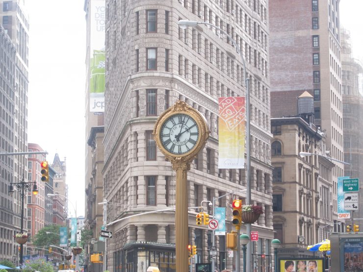 Office Space for Lease in Flatiron District