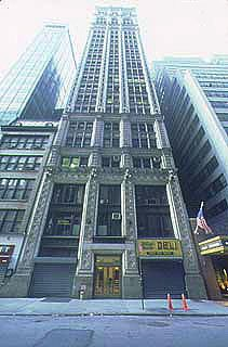 110 West 40th Street office space for lease
