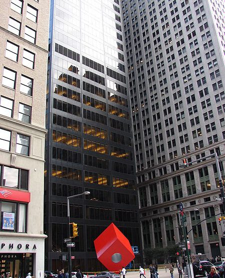 140 Broadway, Marine Midland Building Office Space