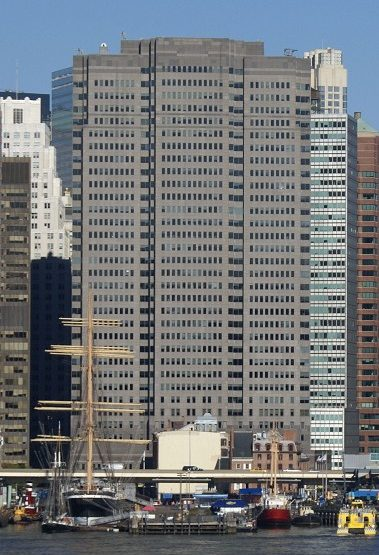 199 Water Street, One Seaport Plaza Office Space