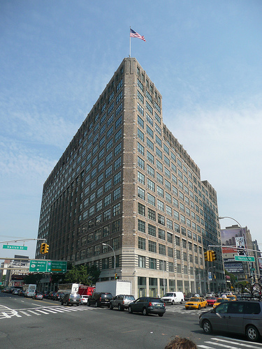 1 Hudson Square, 75 Varick Street Office Space