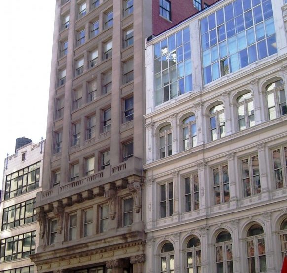 28-40 West 23rd Street Office Space for Lease