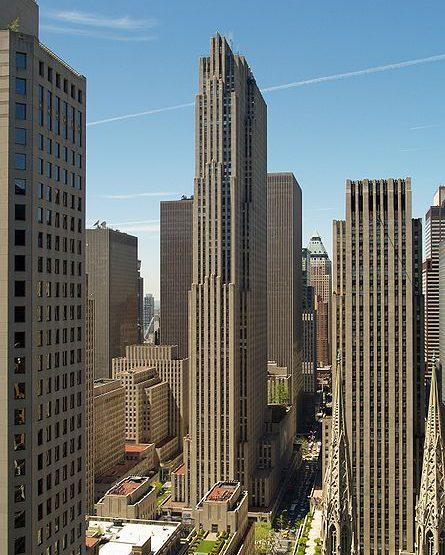 30 Rockefeller Plaza, GE Building office space for lease