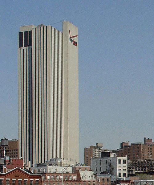 375 Pearl Street, Verizon Building Office Space