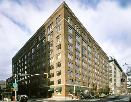 395 Hudson Street office space for lease