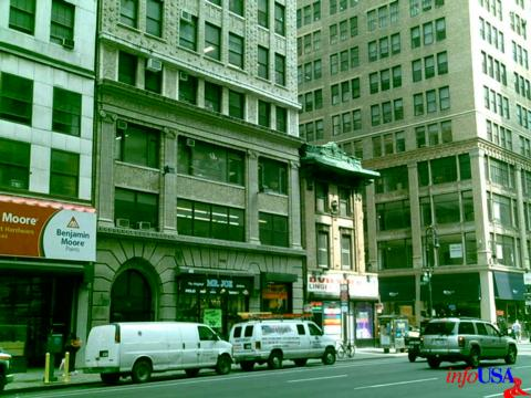 555 Eighth Avenue office space for lease