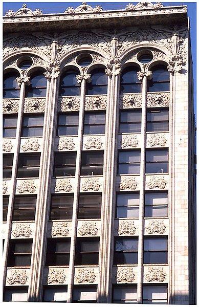 65 Bleecker Street, The Bayard-Condict Building office space