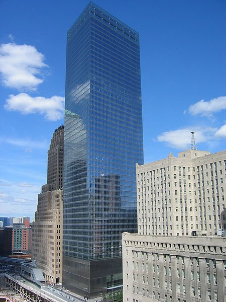 7 World Trade Center office space for lease