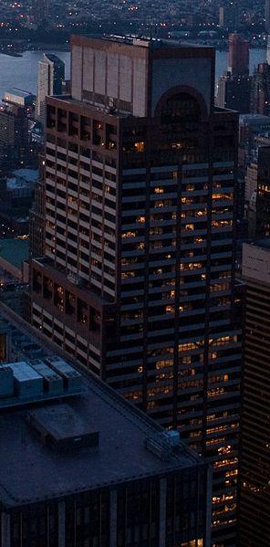 787 Seventh Avenue, AXA Equitable Center Office Space