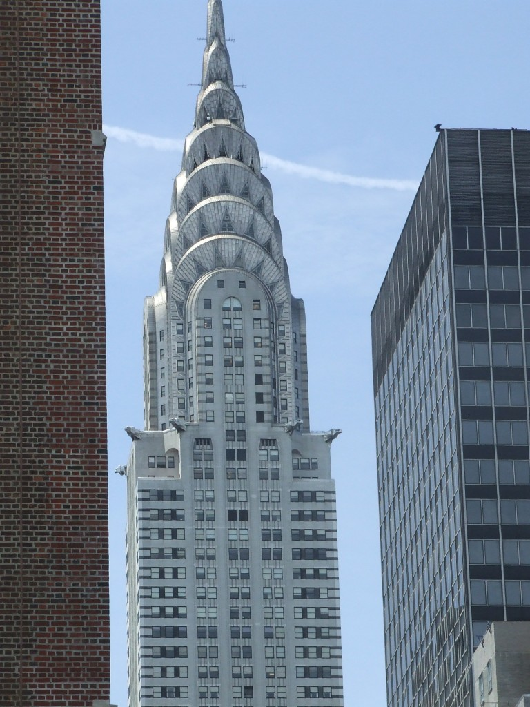 405 Lexington Ave, The Chrysler Building office space