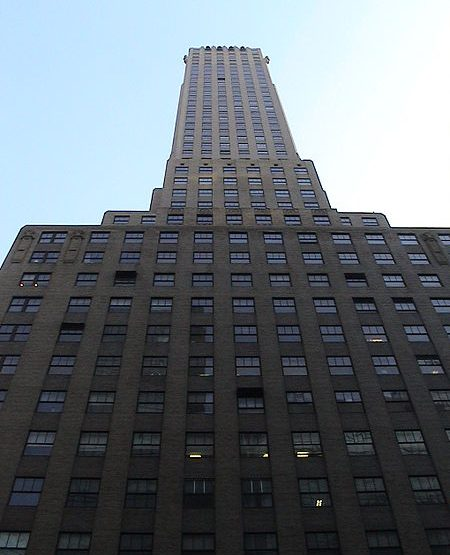 122 East 42nd Street, The Chanin Building office space