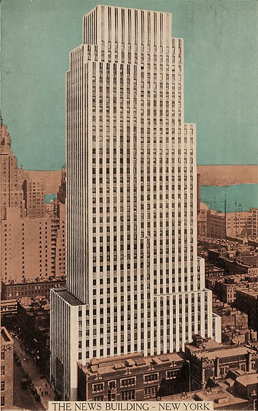 220 East 42nd Street, The News Building Office Space