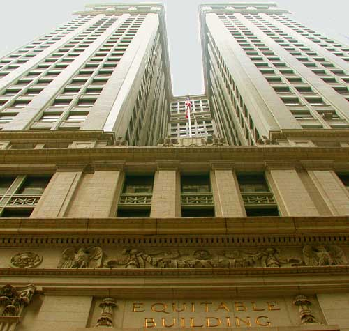 120 Broadway, Equitable Building office space for lease
