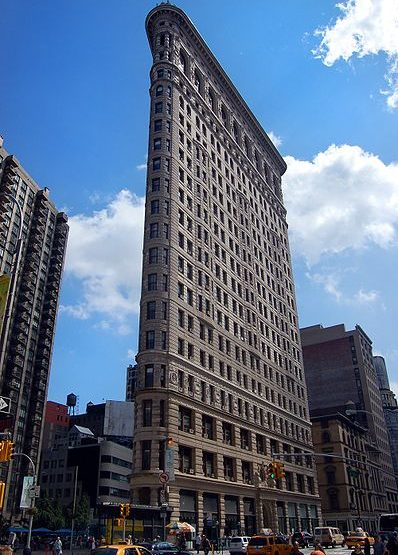 The Flatiron Building, 175 Fifth Avenue