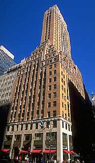 551 Fifth Avenue, The Fred F. French Building office space