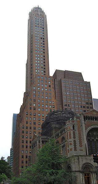 570 Lexington Avenue, The General Electric Building Office Space