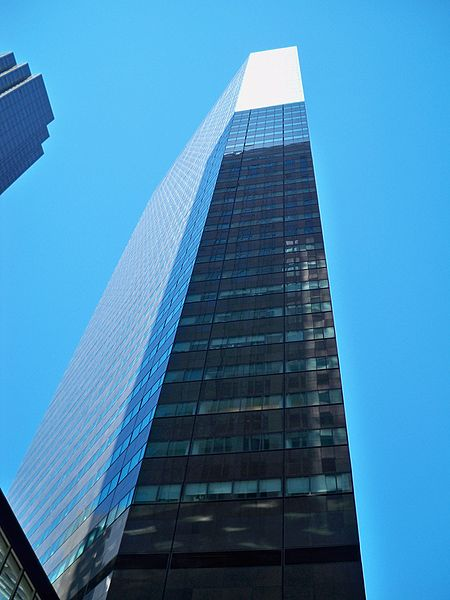 590 Madison Avenue, IBM Building office space