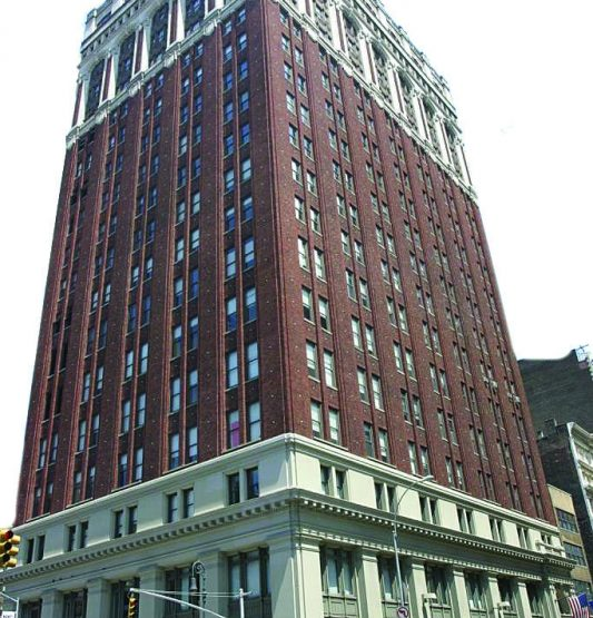 71 West 23rd Street, Masonic Hall office space for lease