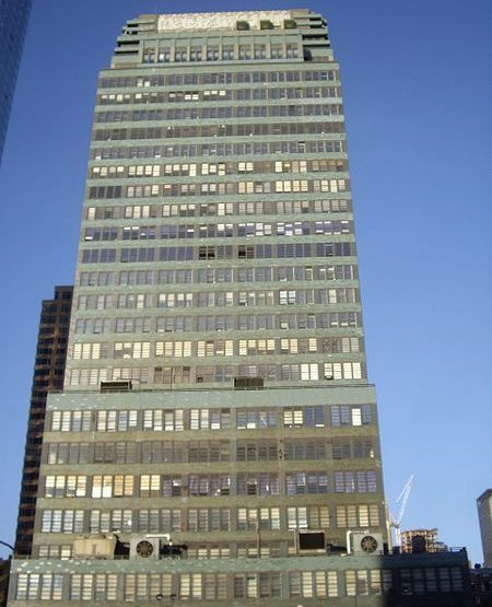330 West 42nd Street, Deco Tower office space