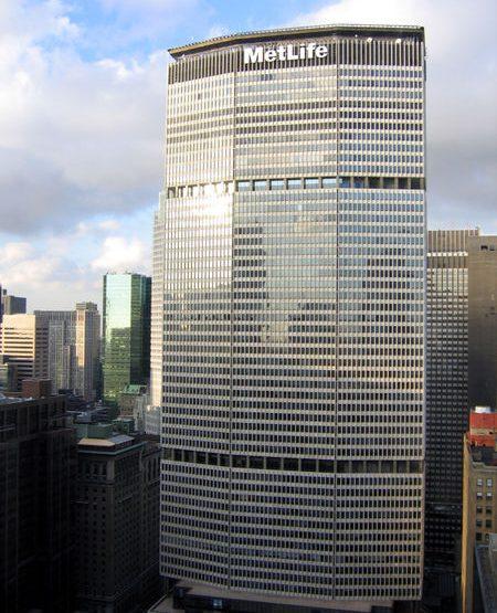 200 Park Avenue, MetLife Building office space