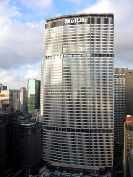200 Park Avenue, MetLife Building office space