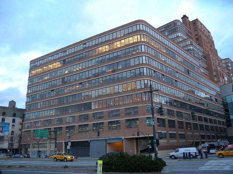 601 West 26th Street, The Starrett Lehigh Building