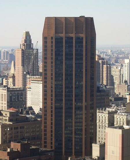 Three Park Avenue office space for lease
