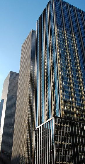 1271 Ave of the Americas, Time-Life building