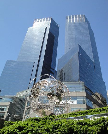 60 Columbus Circle, Time Warner Center office space