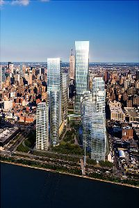 Hudson Yards: New York's Next Art Gallery District?
