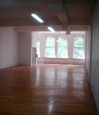 678 Broadway, Greenwich Village Commercial Loft Space