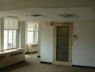 Built Office Space with Manhattan Skyline Views
