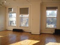 SOHO Office Loft with 12 Foot Ceilings, Wood Floors