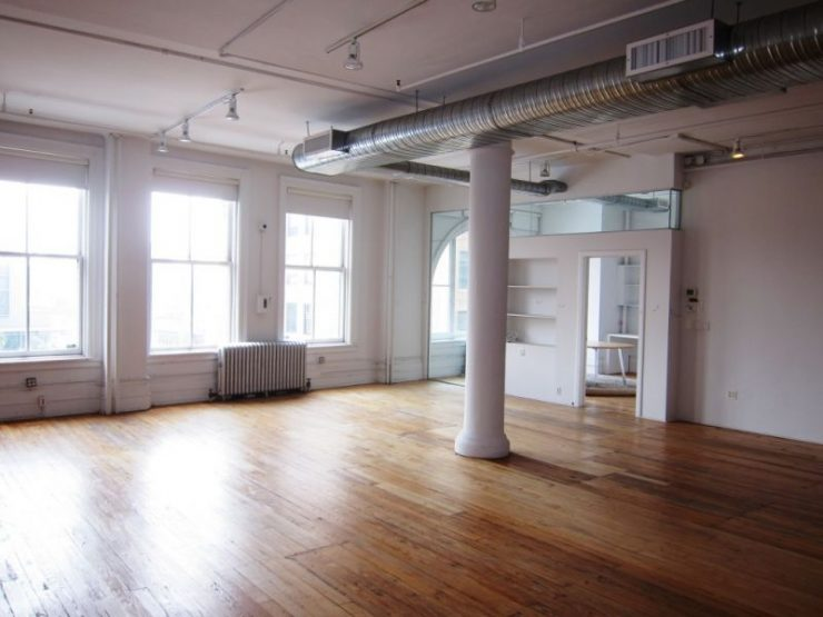 584 Broadway, SoHo, Midtown South Commercial Loft