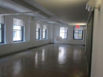 East 42nd Street, Steps from Grand Central, Landmark, 4,866 SF Prebuilt Office