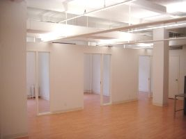 Office Loft 2450 SF | Chelsea 27 Street | Metro Manhattan