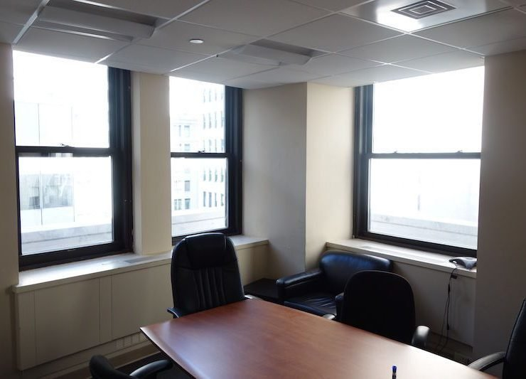 30 Broad Street Corner Space Rental