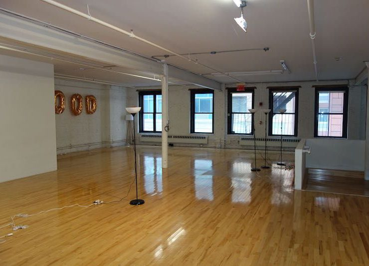 535 West 24th Street Gallery/Office Space Rental
