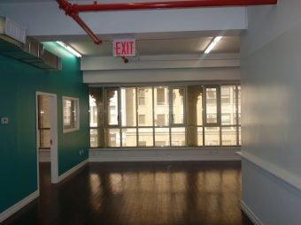 260-266 W. 36th Street: Modern Full Floor Office Loft
