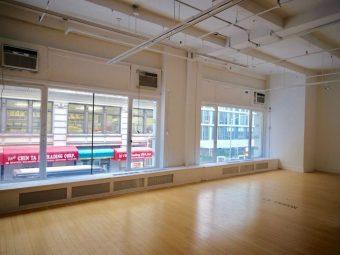 West 27th Street, Partial 2nd Floor, 14′ Ceilings