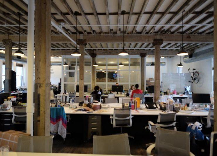 121 Lafayette Street, Private Floor, Open Plan