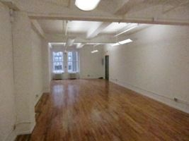 30 West 29th Street – Small NoMad Office Rental, Hardwood Floors, Pendant Lighting