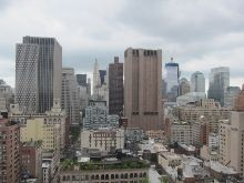 401 Broadway, Tribeca Penthouse Loft Space-Entire 27th Floor