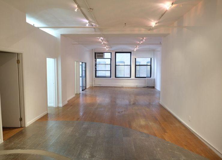 19 West 21st Street Budget Loft Space on Chelsea's Best Block