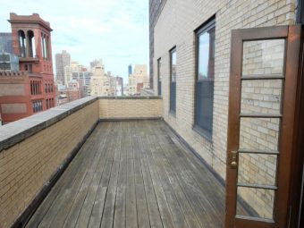 384 Fifth Avenue Office Rental with Useable Terrace