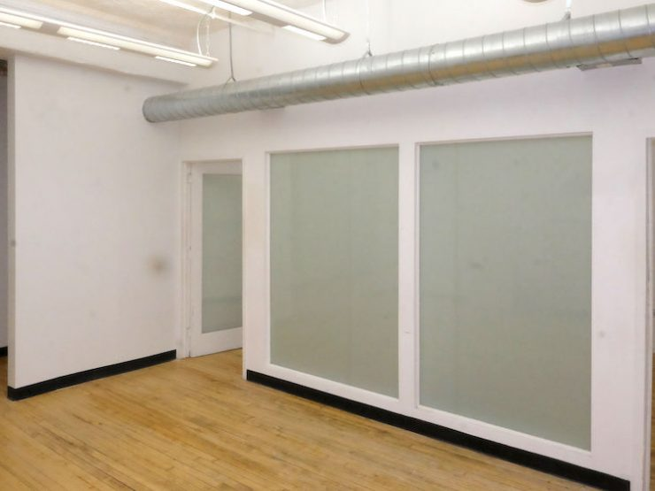 West 21 Street, Hip Industrial Style Office