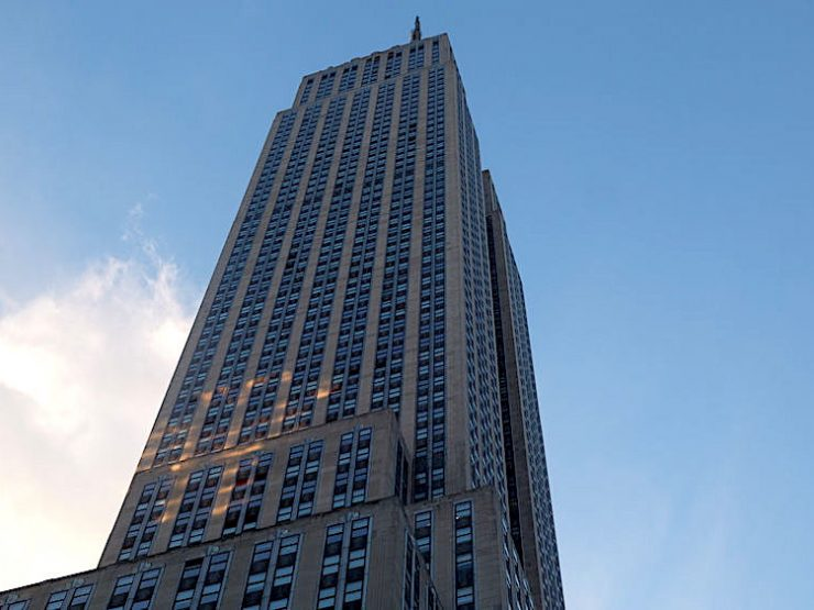 Empire State Building pricing, layouts and tenants benefits