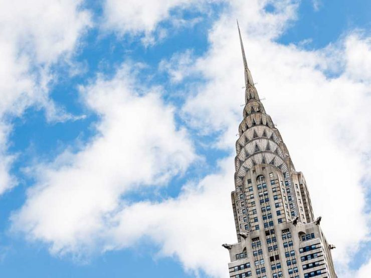 Why The Chrysler Building Sold for Just $150M